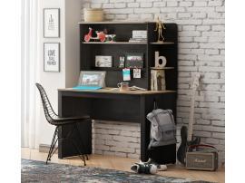 Надстройка к письменному столу Black Line (1109) изображение 2