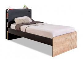 Кровать Black 100x200 (1301) изображение 1