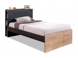 Кровать Black 120x200 (1303) изображение 1