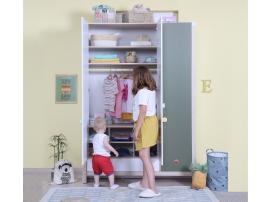Шкаф 3-х дверный Montessori (1308) изображение 3