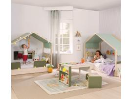 Кровать Montessori 90х200 (1302) изображение 12