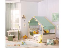 Кровать Montessori 80х180 (1301) изображение 13