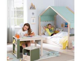 Кровать Montessori 90х200 (1302) изображение 3