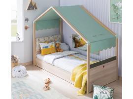 Кровать Montessori 80х180 (1301) изображение 4