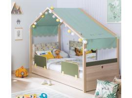 Кровать Montessori 80х180 (1301) изображение 5