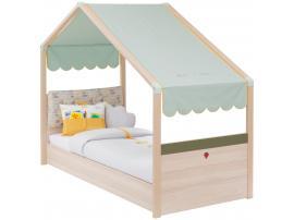 Кровать Montessori 80х180 (1301) изображение 1