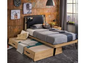 Выдвижная кровать Wood Metal (1303) изображение 2