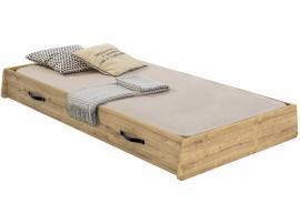 Выдвижная кровать Wood Metal (1303) изображение 1
