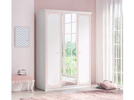 Шкаф 3-х дверный Selena Pink (1002) изображение 3