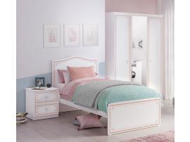 Кровать Selena Pink 120x200 (1302) изображение 2