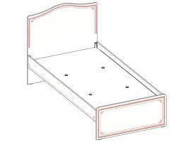 Кровать Selena Pink 120x200 (1302) изображение 3