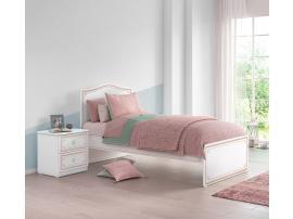 Кровать Selena Pink 100x200 (1303) изображение 2