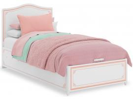 Кровать с подъемным механизмом Selena Pink 100x200 (1705) изображение 1