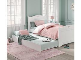 Выдвижная кровать Rustic White (1320) изображение 2