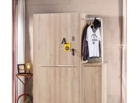 Вешалка к шкафу Duo (1005) изображение 2