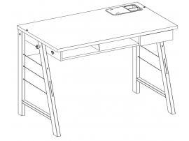 Стол средний Duo (1103) изображение 3