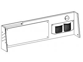 Надстройка к среднему столу Duo (1103) изображение 4