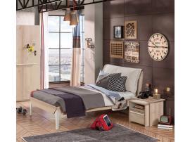 Кровать Duo 100х200 (1301) изображение 2