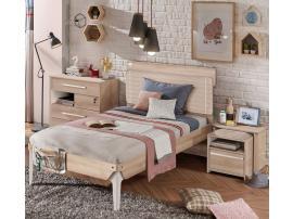 Кровать Duo Line 100x200 (1310) изображение 2
