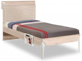 Кровать Duo Line 100x200 (1310) изображение 1