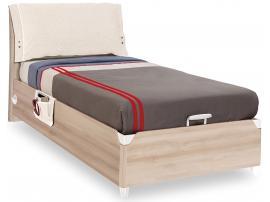 Кровать с подъемным механизмом Duo 100x200 (1705) изображение 1