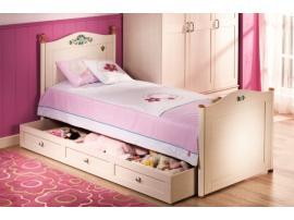 Комплект постельных принадлежностей Flora Pink XL 180*210 (4456) изображение 6