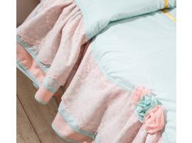 Комплект постельных принадлежностей Flora Paradise 210x220 (4404) изображение 4