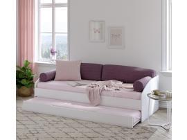 Подушки для кровати-дивана (3463) розовые изображение 3