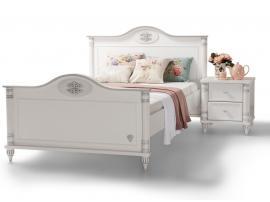 Кровать Romantic XXL 12\40*200 (1307) изображение 2