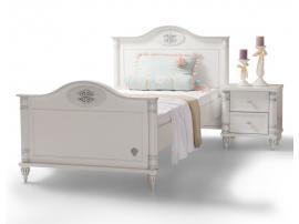 Кровать Romantic 100*200 (1301) изображение 2