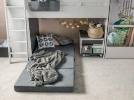 Журнальный столик/ Контейнер с ящиками для кровати multi Nest изображение 4