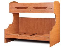 Кровать двухъярусная Н-38 Наутилус изображение 1