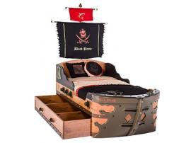 Кровать-корабль Pirate (1310) изображение 2