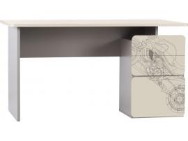Стол письменный с рисунком 2piR изображение 3