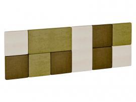 Изголовье кровати квадратное 3D изображение 5