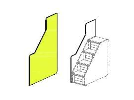 Боковина лестницы Верес СФ-396811 изображение 2