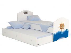 Кровать Океан (Адвеста) для мальчика