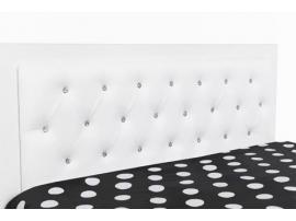 Кровать классика Фея Swarovski 120 с подъемным механизмом изображение 3