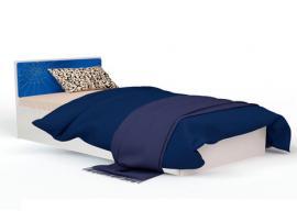 Кровать классика 120 с подъемным механизмом изображение 1