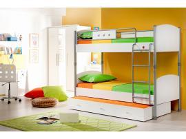 Кровать 2-х ярусная Active 90х200 (1401) изображение 2