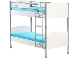 Кровать 2-х ярусная Active 90х200 (1401) изображение 1