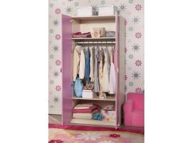 Шкаф 2-х дверный Princess Cilek изображение 3