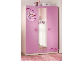 Шкаф 3-х дверный Princess Cilek изображение 3