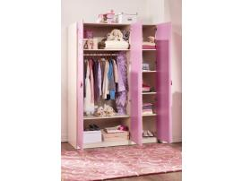 Шкаф 3-х дверный Princess Cilek изображение 4