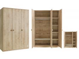 Шкаф 3-х дверный Natura изображение 1
