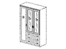 Дверь (комплект) Стрекоза СФ-315433 изображение 2