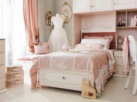 Кровать с подъемным механизмом Elegant изображение 4