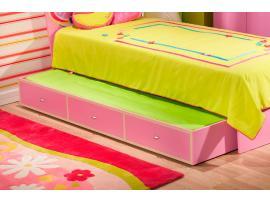 Выдвижная кровать Princess Cilek изображение 2