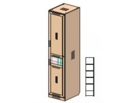 Шкаф Соня 69H025