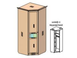 Шкаф Соня с подсветкой 69H038